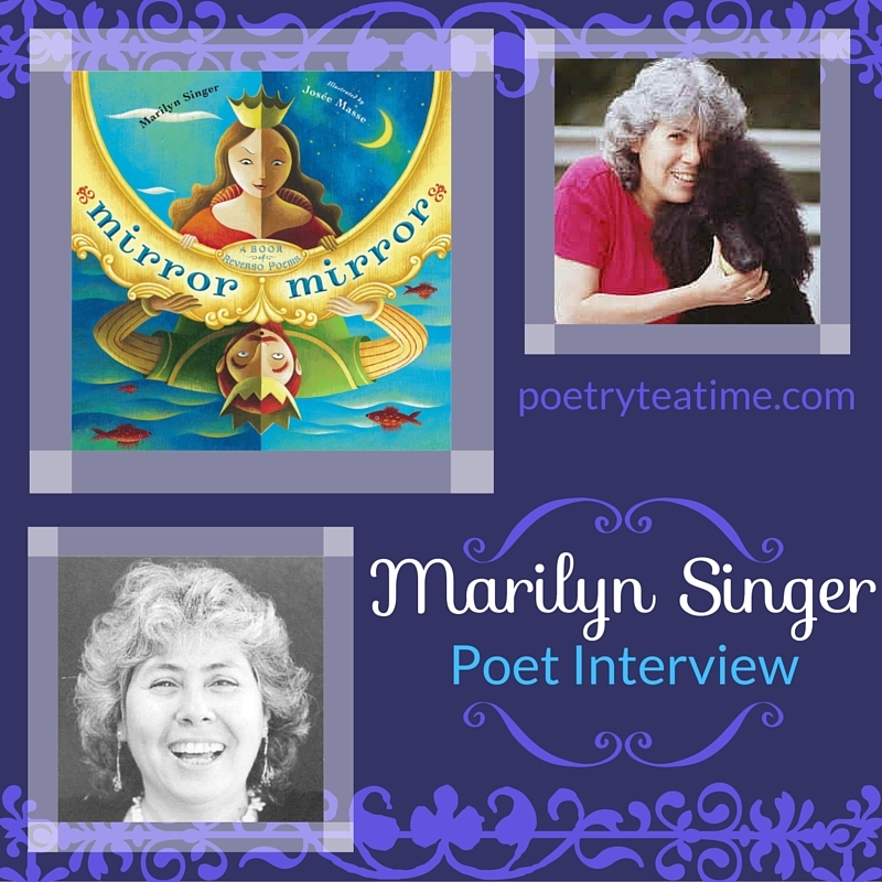 Poetry Teatime Interview with Marilyn Singer
