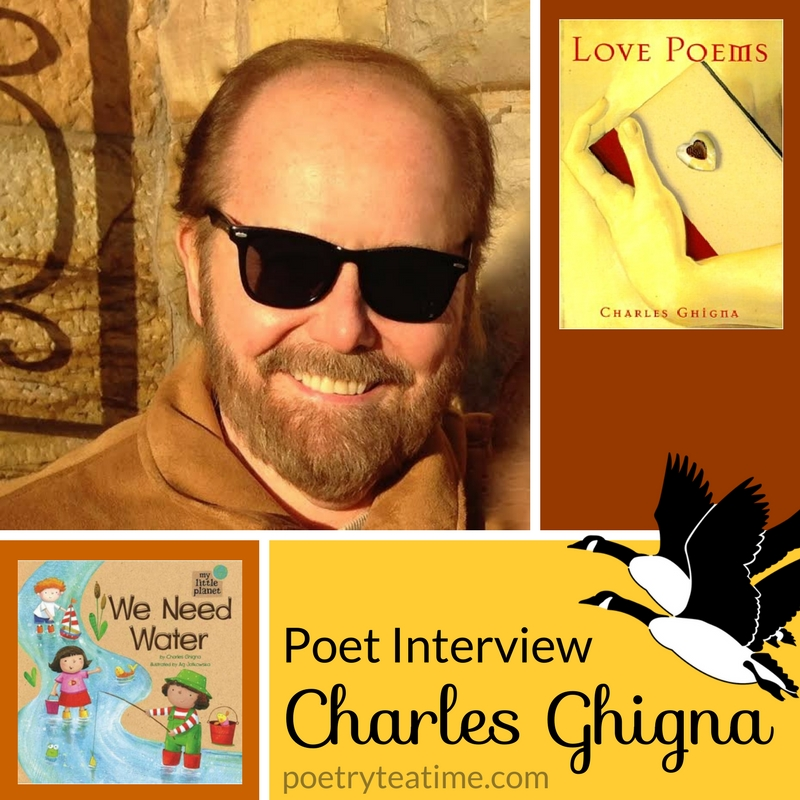 Poetry Teatime interview with Charles Ghigna