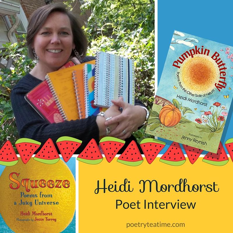 Interview with poet Heidi Mordhorst