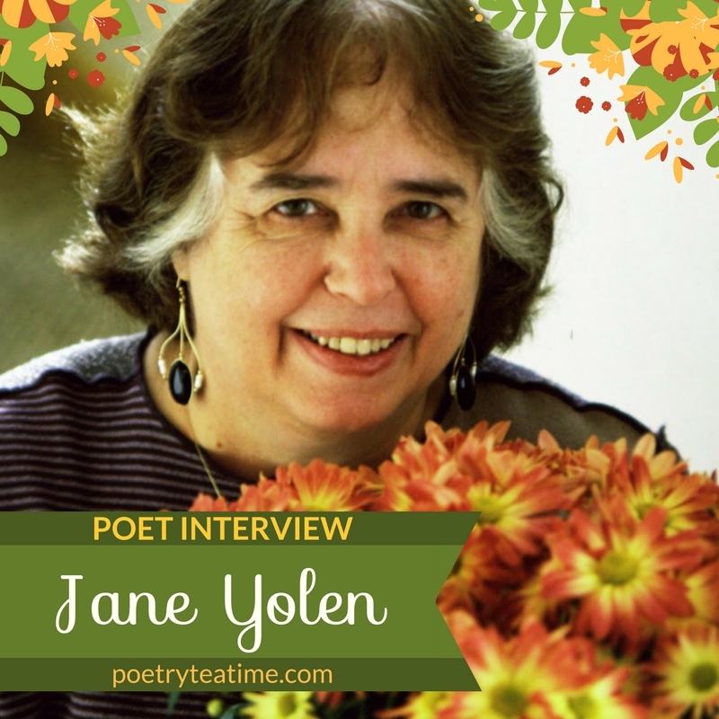 Poetry Teatime Podcast with Jane Yolen