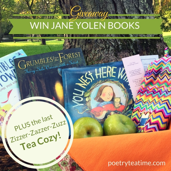Jane Yolen Book Giveaway