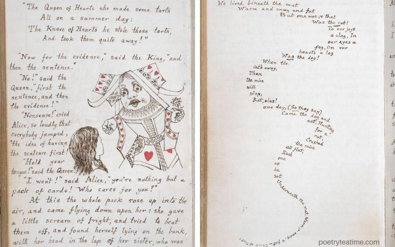 Alice in Wonderland Illustration 2