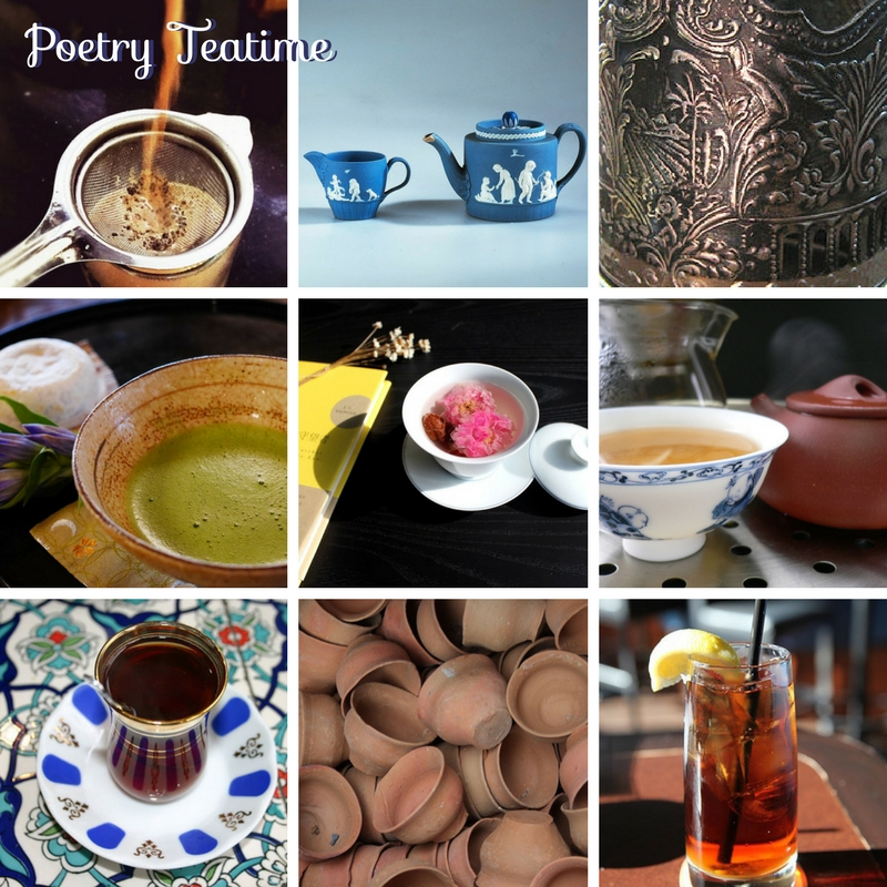 Teacups around the World