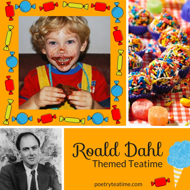 Roald Dahl Themed Teatime