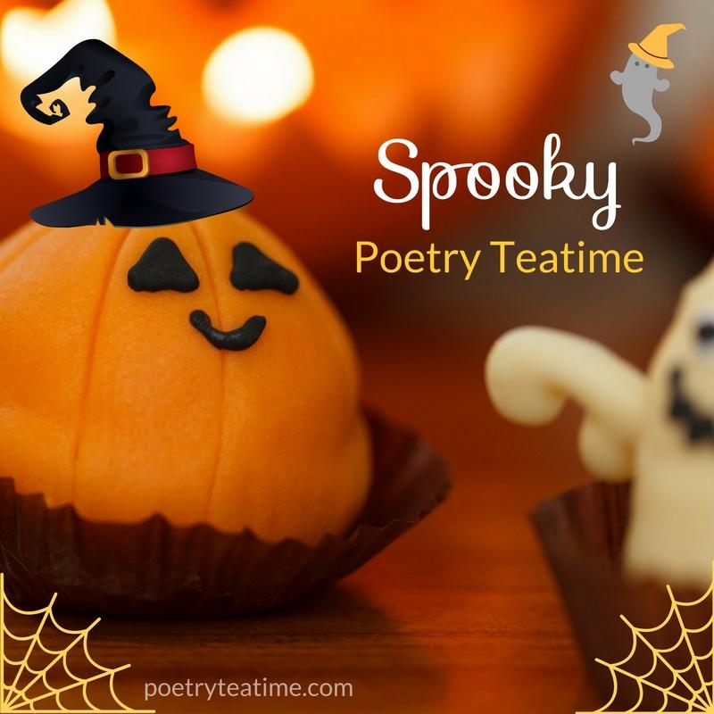 Spooky Poetry Teatime