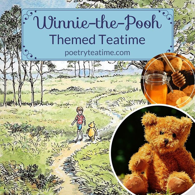 Winnie-the-Pooh Poetry Teatime