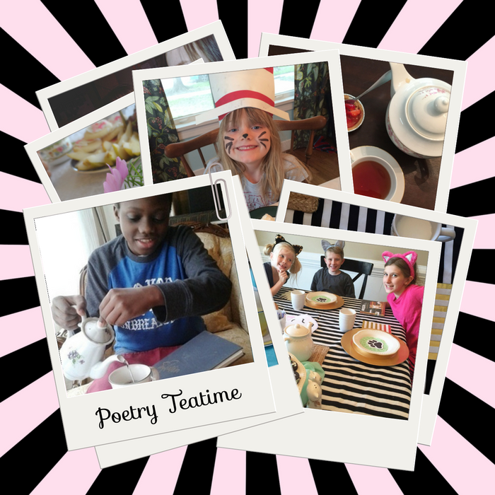 Announcing: 2017 Poetry Teatime Photo Contest!