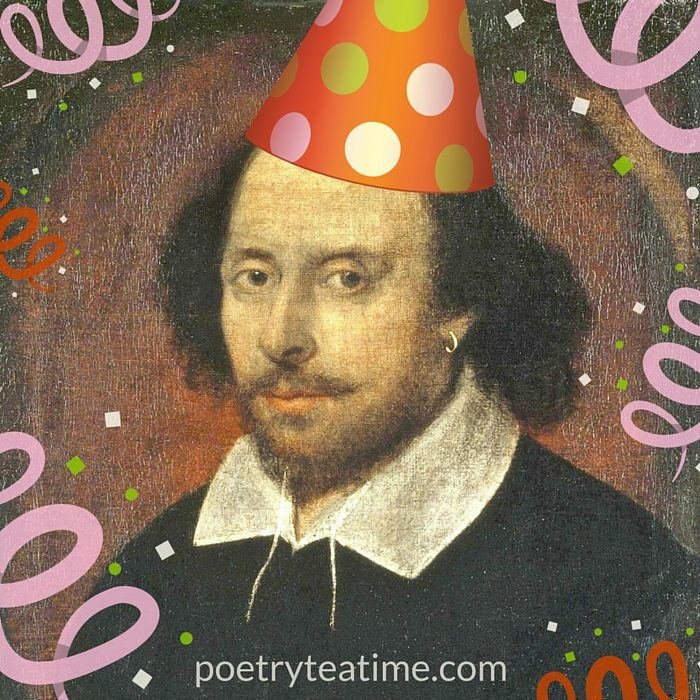 Themed Teatime: William Shakespeare