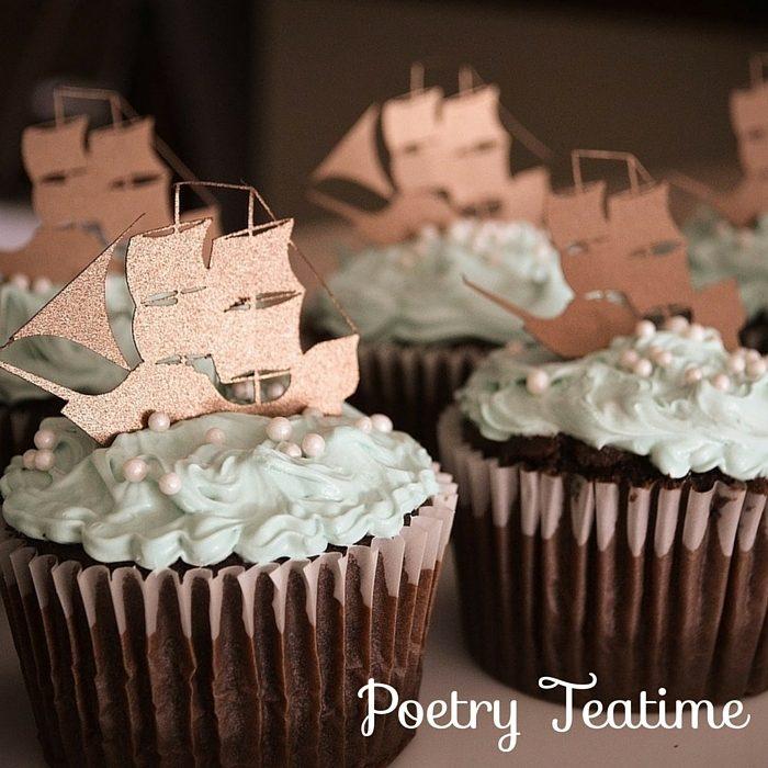 Themed Teatime: Pirates!