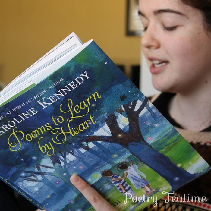 Recommended: Poems to Learn by Heart - Poetry Teatime