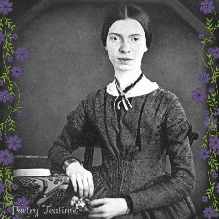 Emily Dickinson Teatime