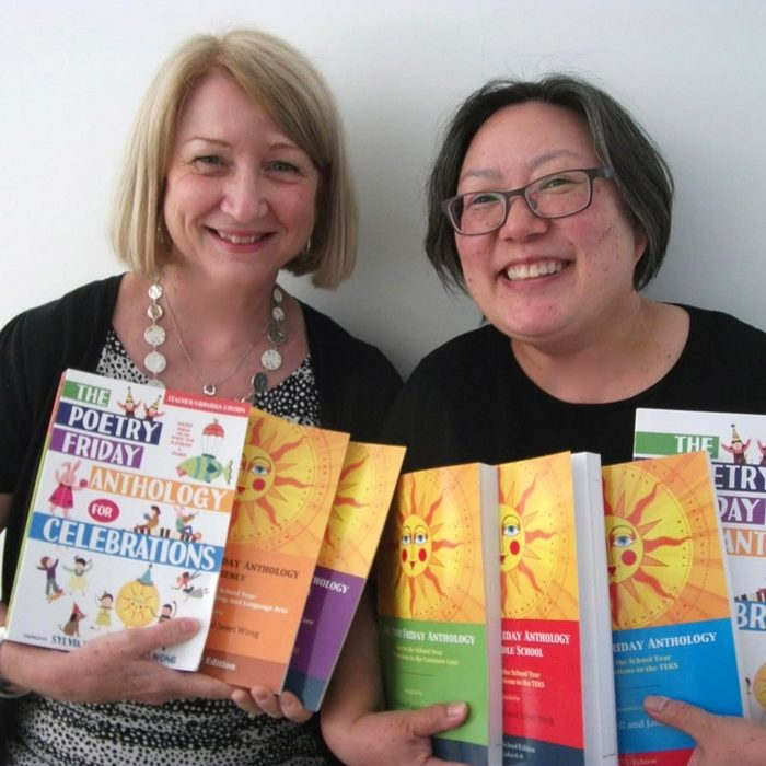 Poet Interview: Sylvia Vardell & Janet Wong