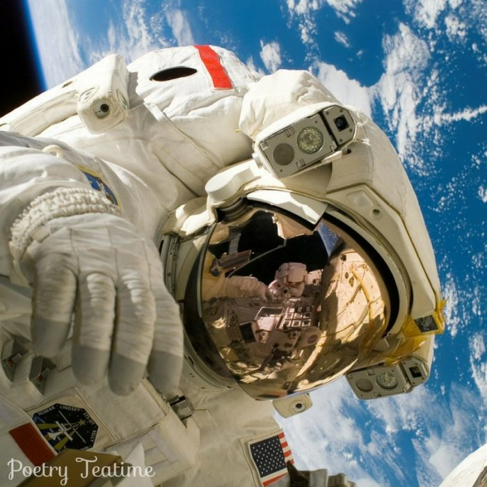 Poetry Prompt: Poems from Space