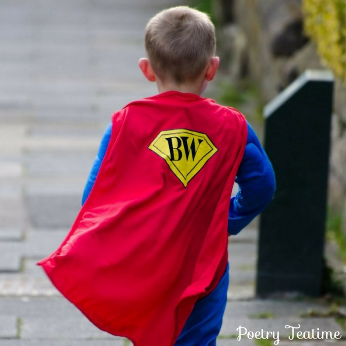 Poetry Prompt: Superheroes