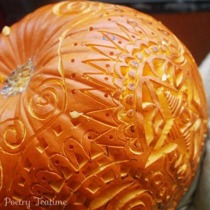Poetry Prompt: Pumpkin Carving