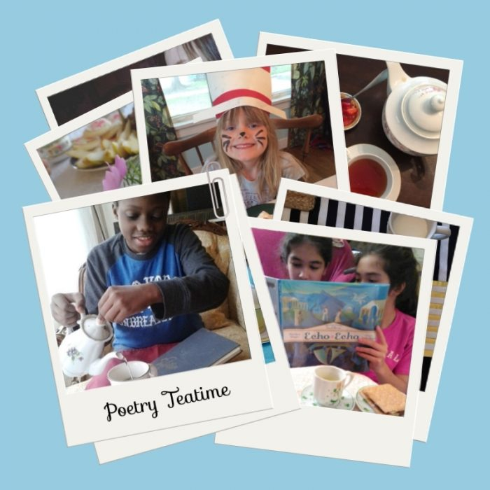2018 Poetry Teatime Photo Contest & Book Drive!