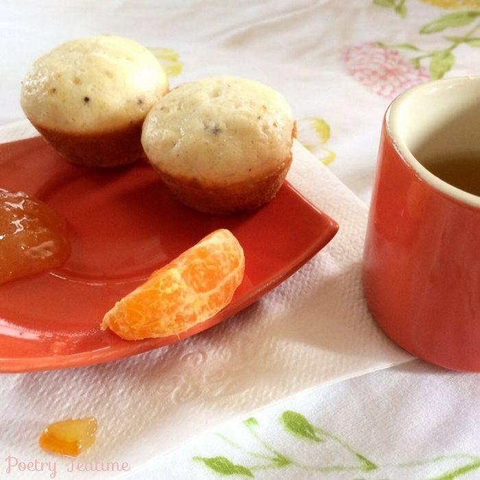 An Orange Teatime