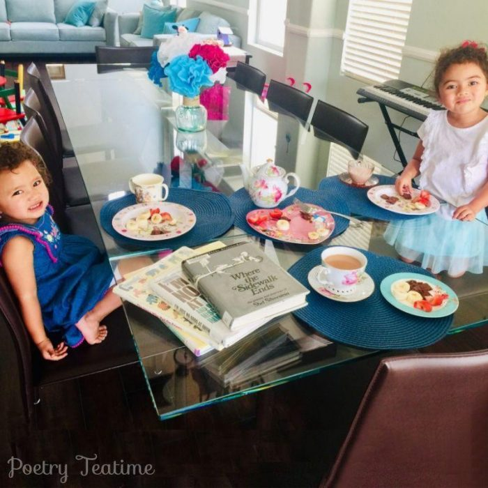 Teatime Manners