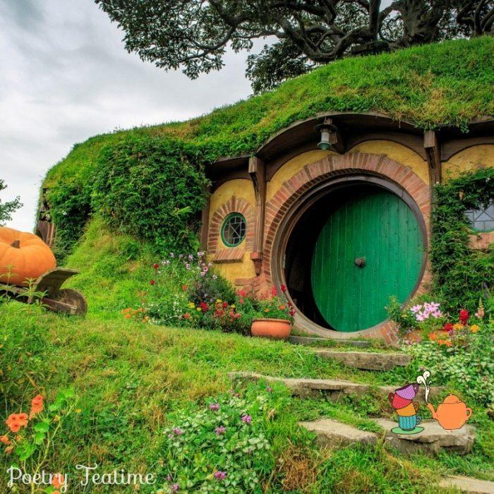 Hobbit Themed Teatime