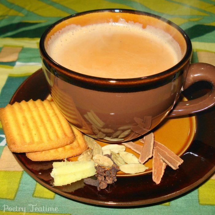 Tea in India