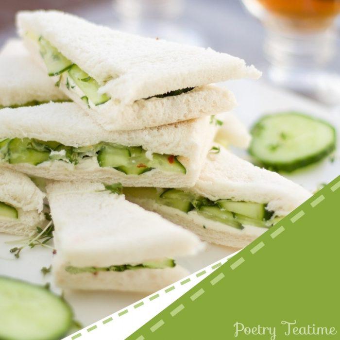 Easy Teatime Sandwiches