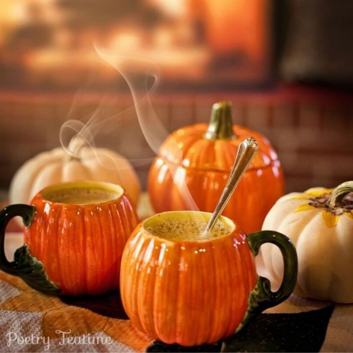 Teatime Drinks for Fall