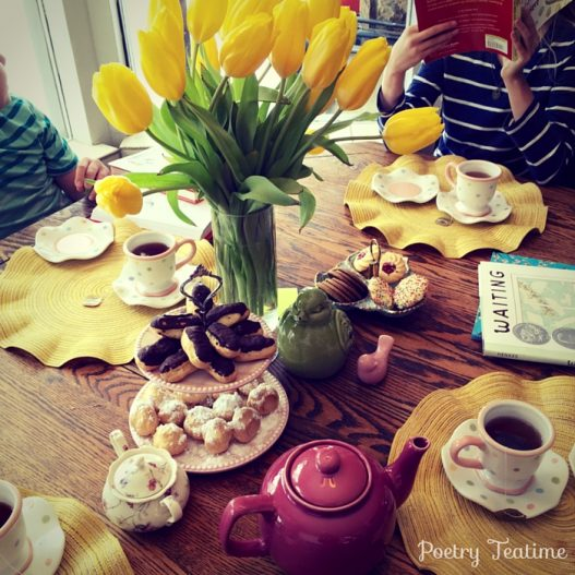 An Apologetic for Poetry Teatime
