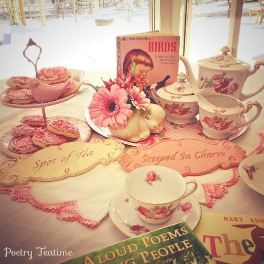 Fresh Ideas for Your Teatimes