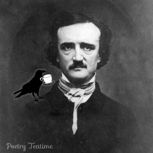 Edgar Allan Poe Teatime