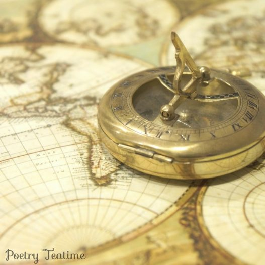 Poetry Prompt: Map-Making