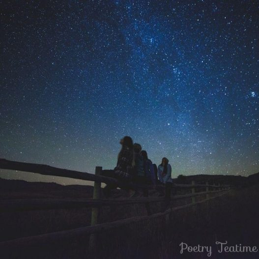 Poetry Prompt: Stargazing