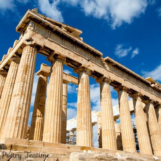 Ancient Greek Teatime Story
