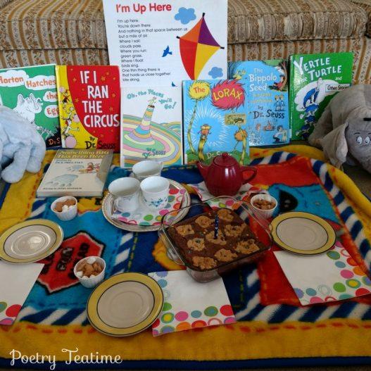 Dr. Seuss Teatime Story