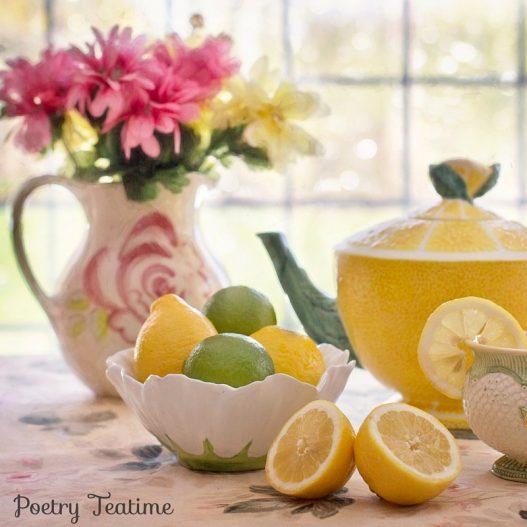 Teatime Tip: Centerpieces