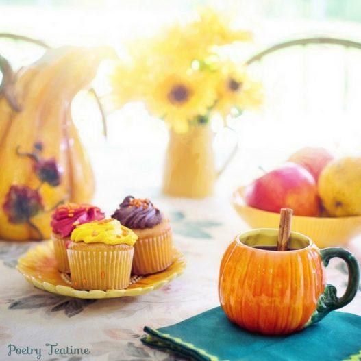 Themed Teatime: Autumn