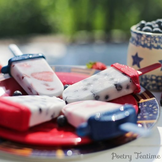 Frozen Treats for Teatime