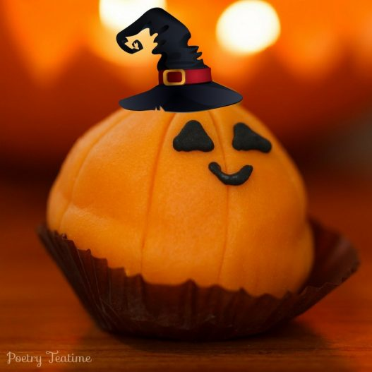Themed Teatime: Spooky