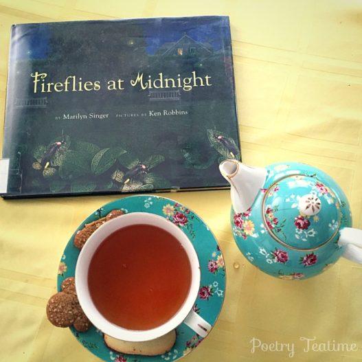 Themed Teatime: Tea with Marilyn Singer