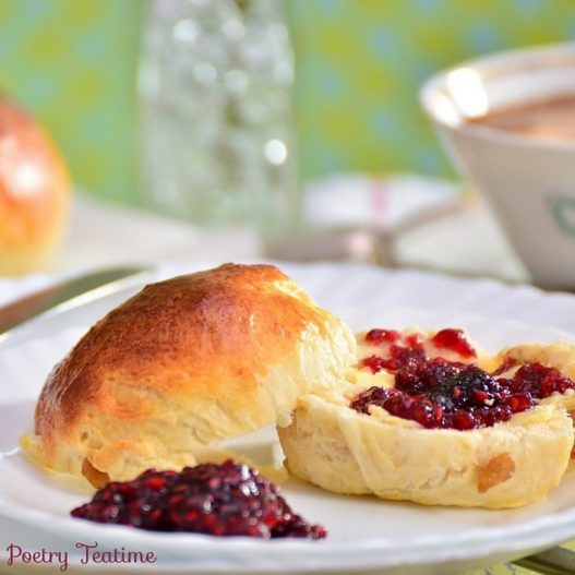 All About Scones