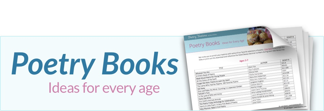 Poetry Book Lists